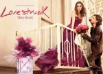 "Leighton Meester for Vera Wang  "" LoveStruck"" Ad Campaign"