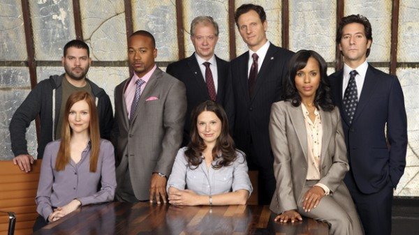 Scandal tv show cast