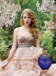 Taylor Swift poses for  Wonderstruck Fragrance Campaign