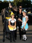 DAVID & BROOKE CHARVET batman cat woman