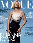 Rihanna for Vogue UK Nov.2011