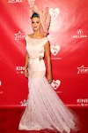 Katy Perry arrives at the MusiCares Person of the Year Tribute To Paul McCartney on February 10, 2012 in Los Angeles, California