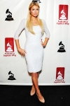 Paris Hilton at the Producers & Engineers Wing's 5th Annual Grammy Week event on Wednesday, February 8, 2012