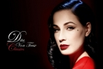 Dita Von Teese Classic ArtDeco Makeup Collection Summer 2012