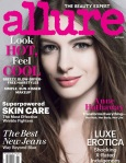 Anne Hathaway Allure July.2012